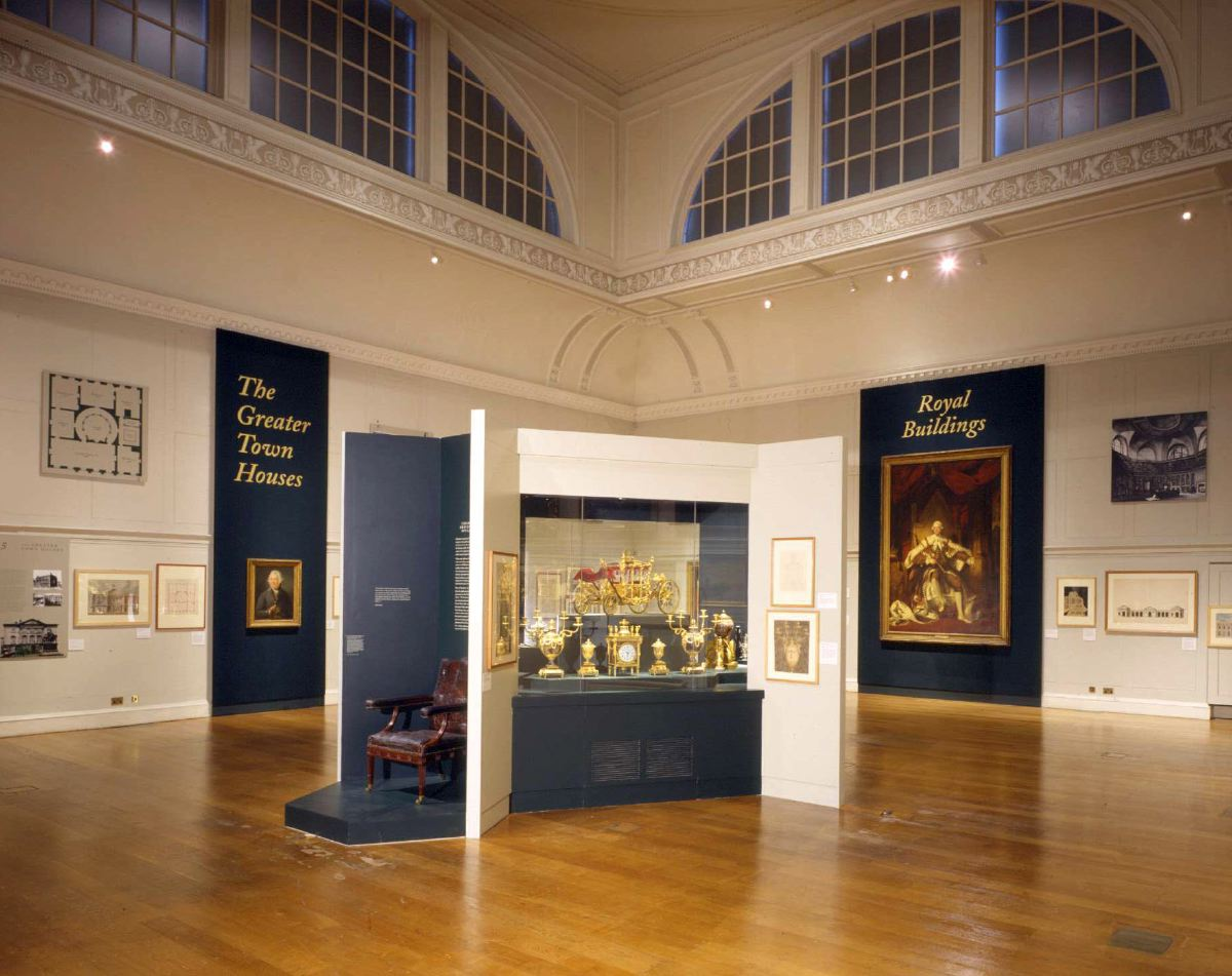 Sir William Chambers Exhibition The Courtauld Institute 1996
