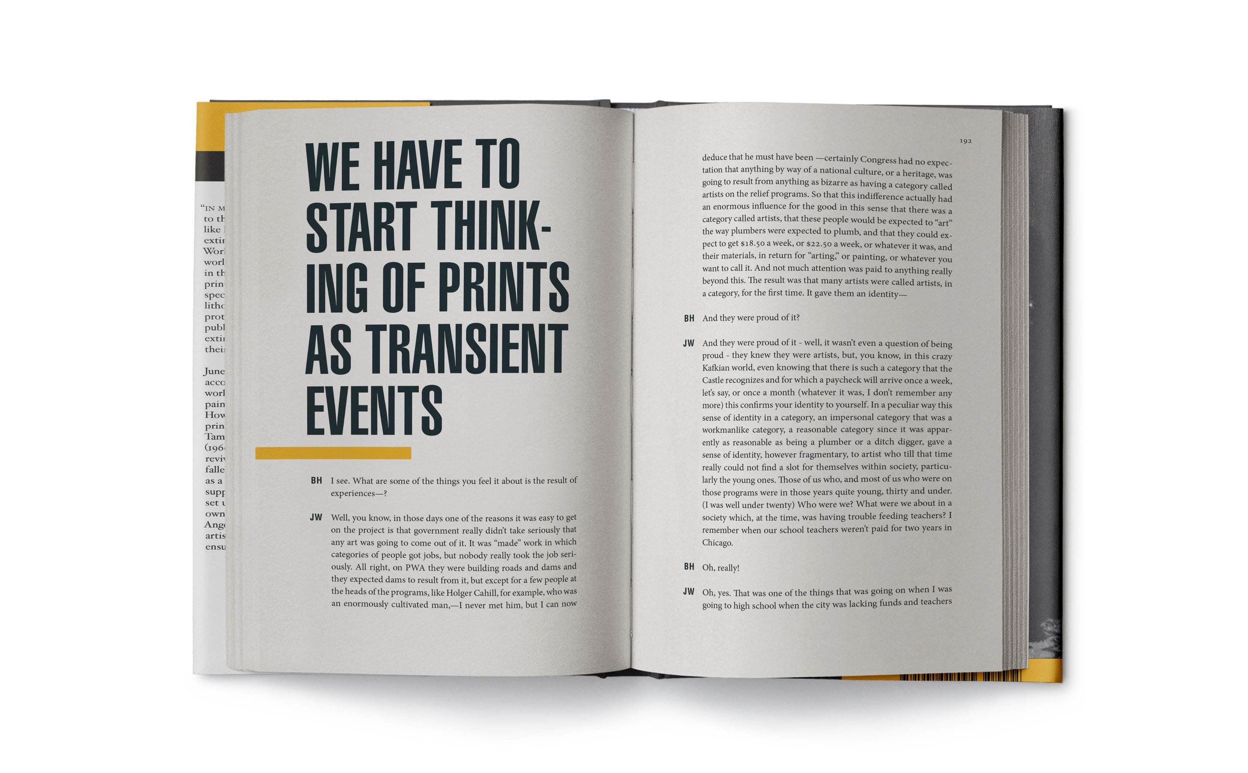 Artist Book Design