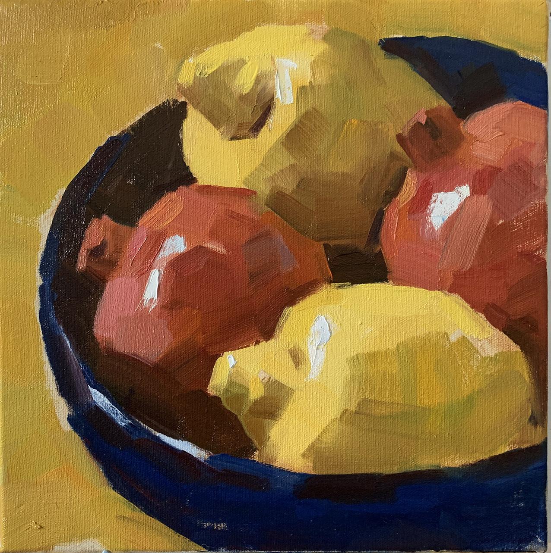 Pomegranates and Lemons 2019