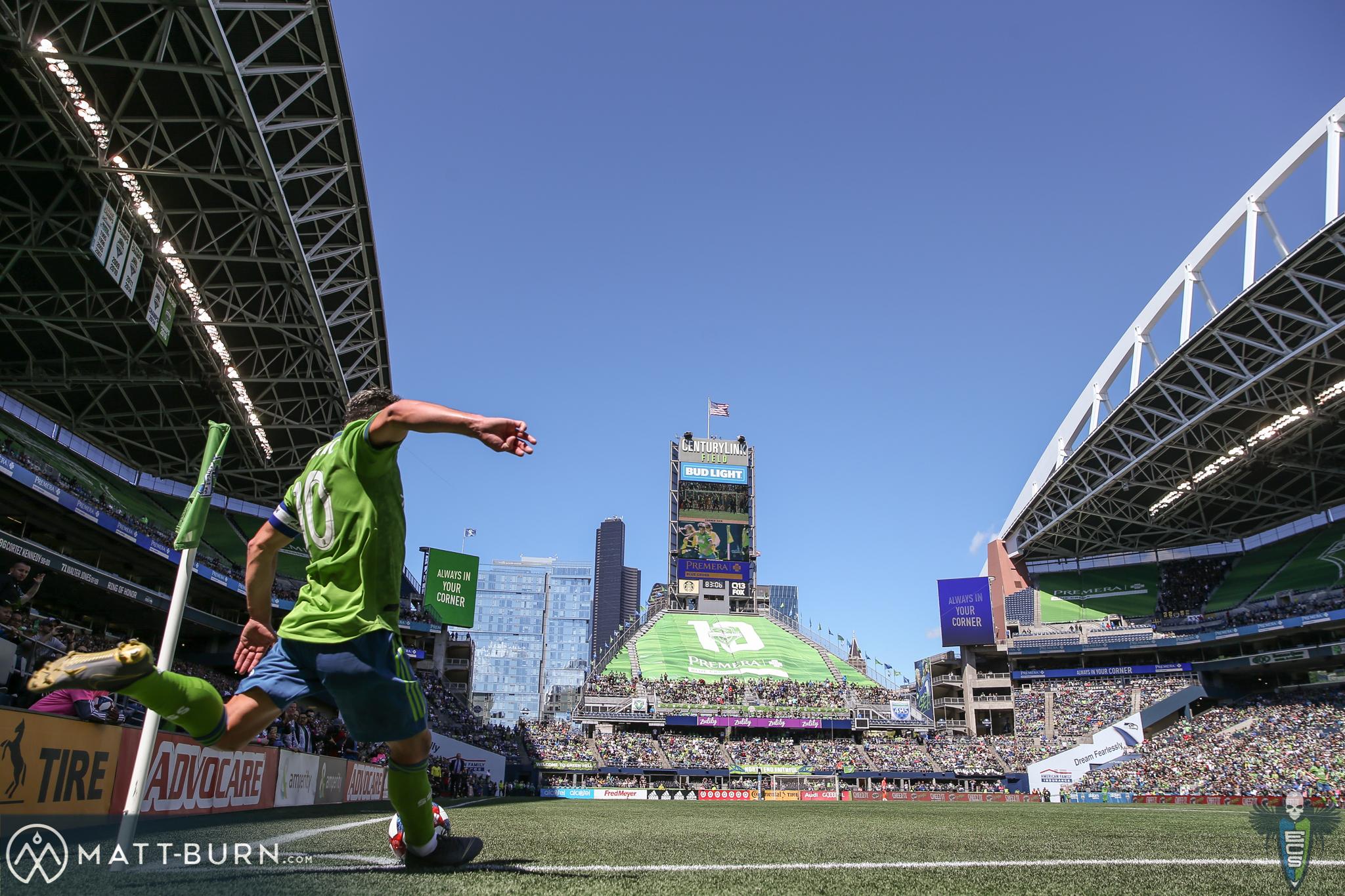Sounders FC — Blog — Matt Burn | Photographer