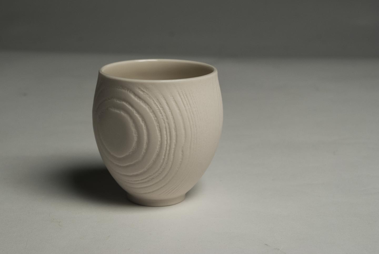 Porcelain Grain Cup