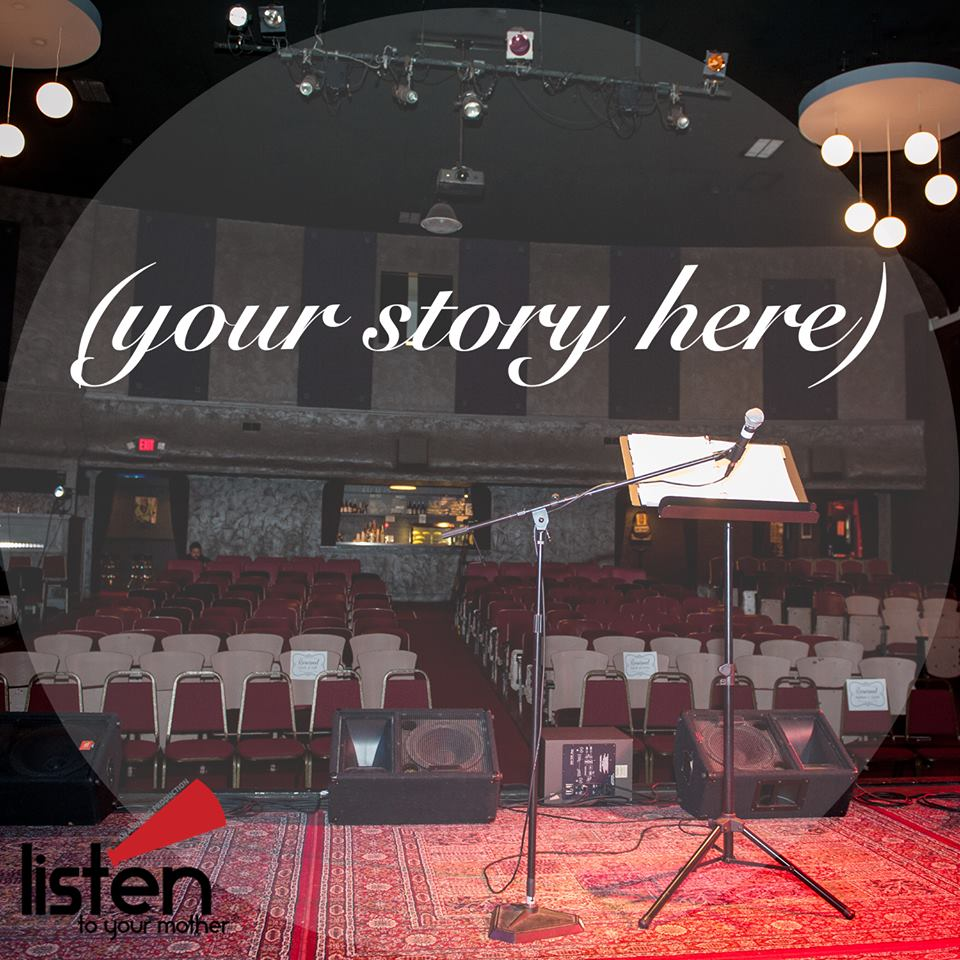 Your Story Here by Kelli Martinelli