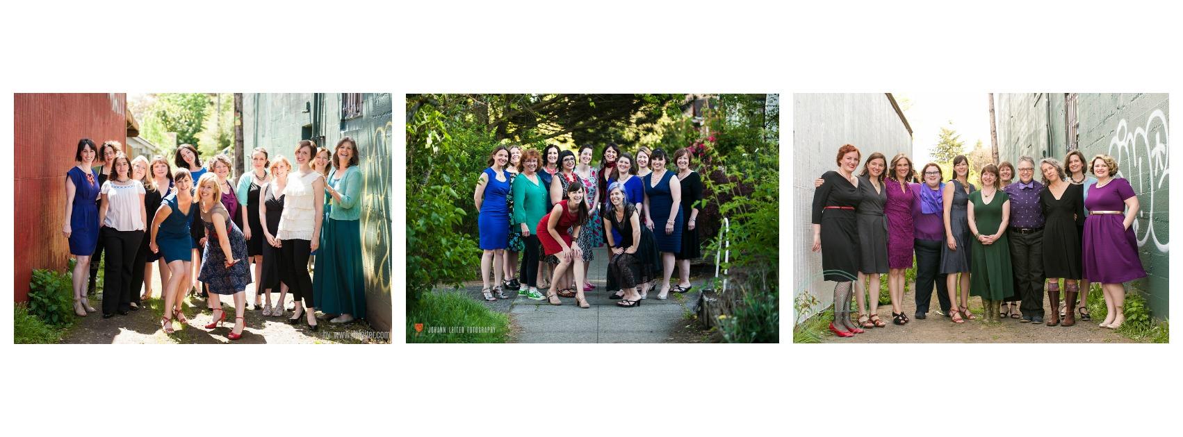 2014, 2015, 2016 LTYM:Portland Casts