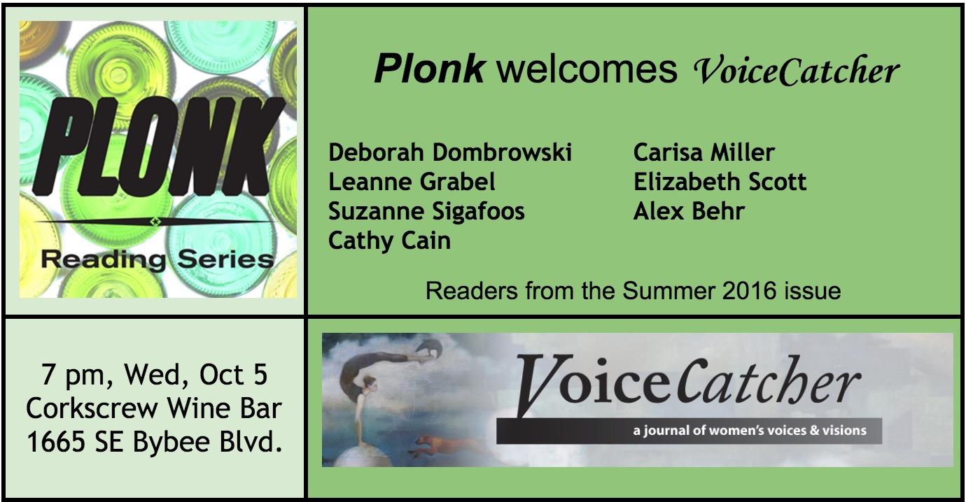 VoiceCatcher at Plonk