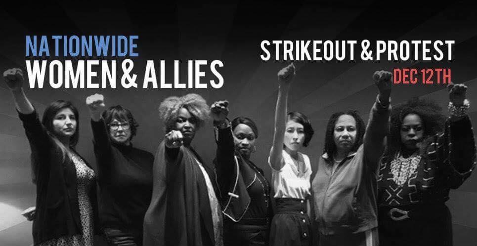 Women & Allies Protest