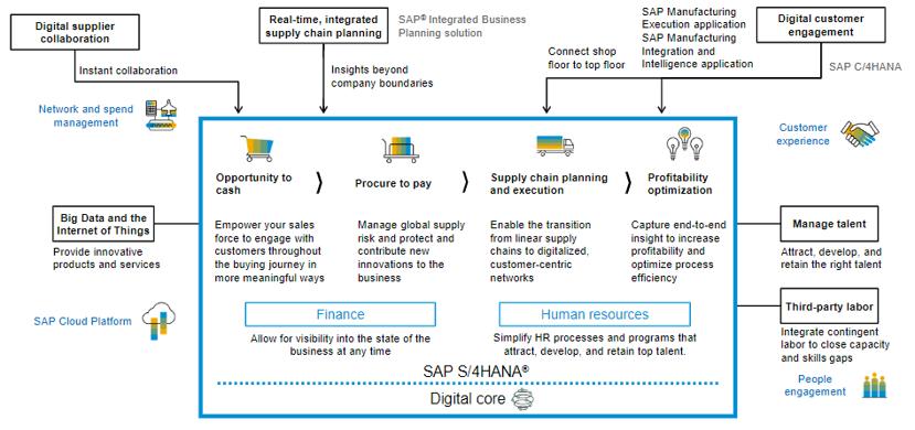 SAP Wholesale Distribution Industry Solution