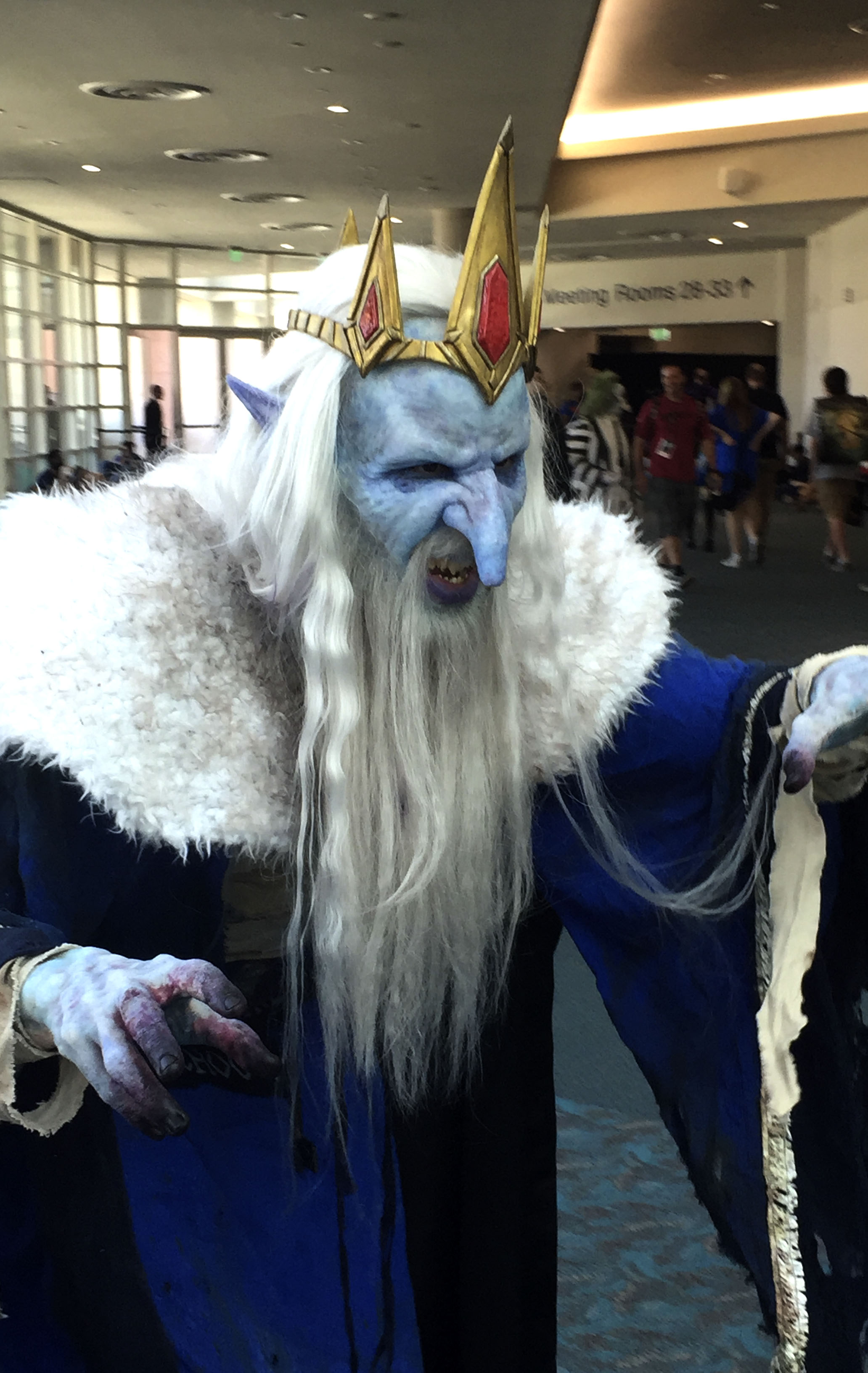 Ice king Day 3