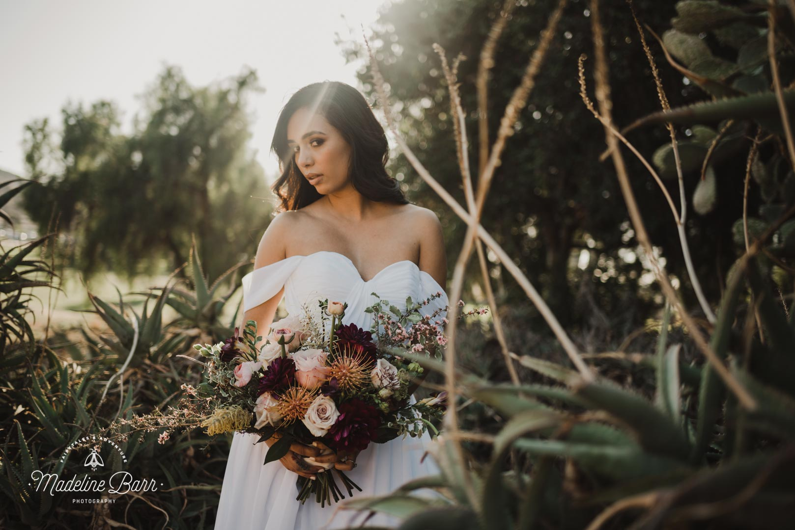 Palms Spring Elopement