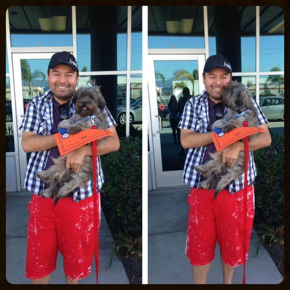Stormy's Adoption Photo