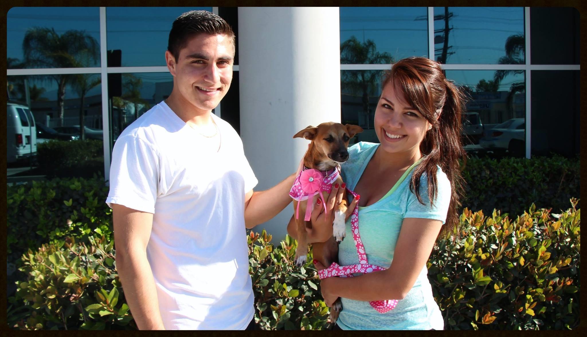 Percila's Adoption Photo