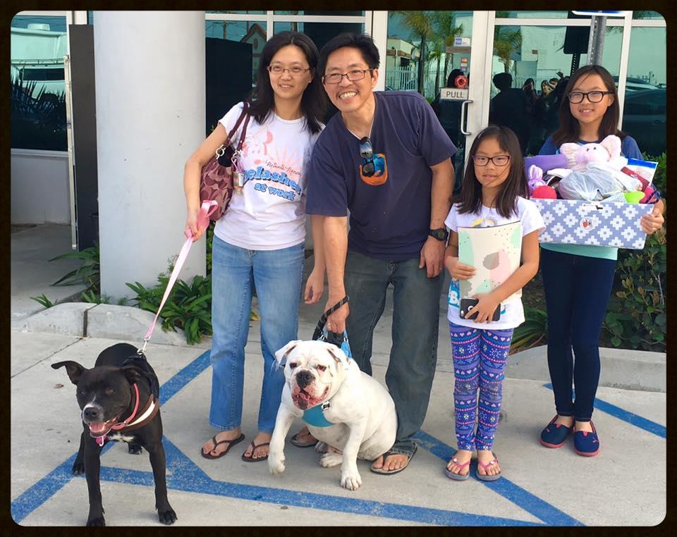 Hope's Adoption Photo