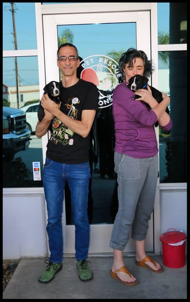 Miles & Ashley