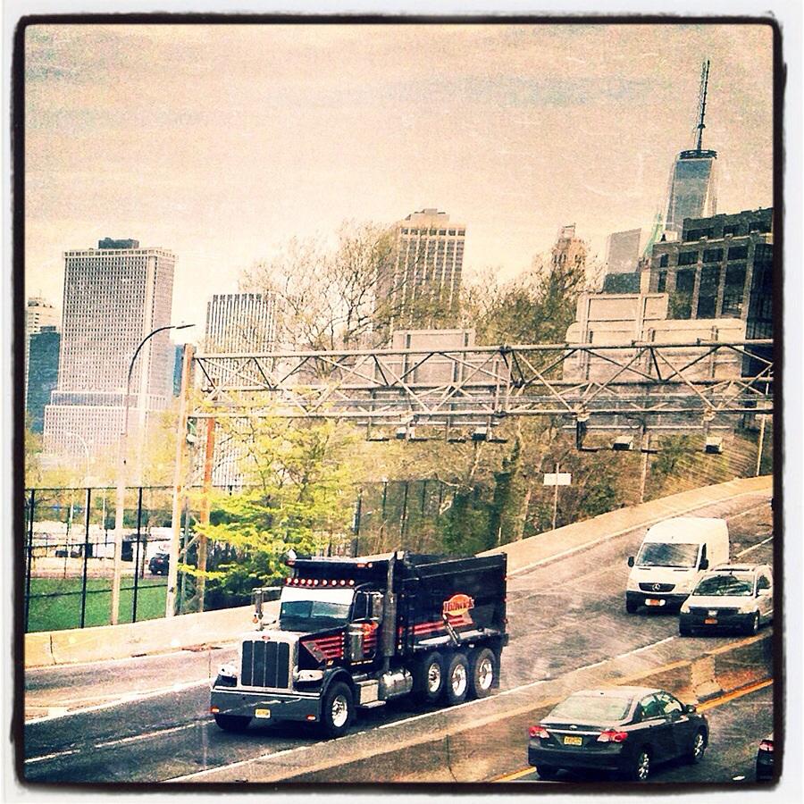 Peterbilt x Freedom Tower