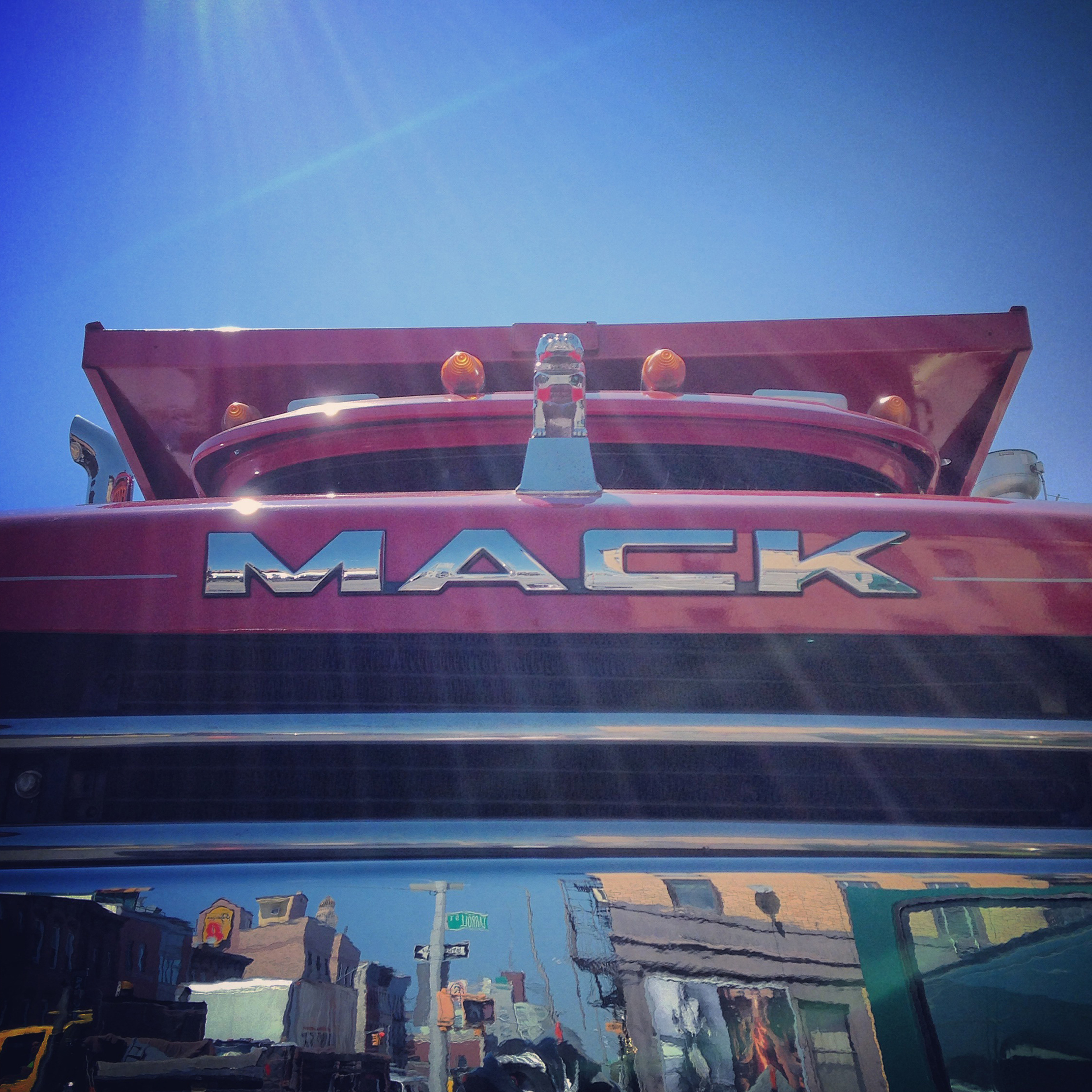 Mack Grill x Park Slope