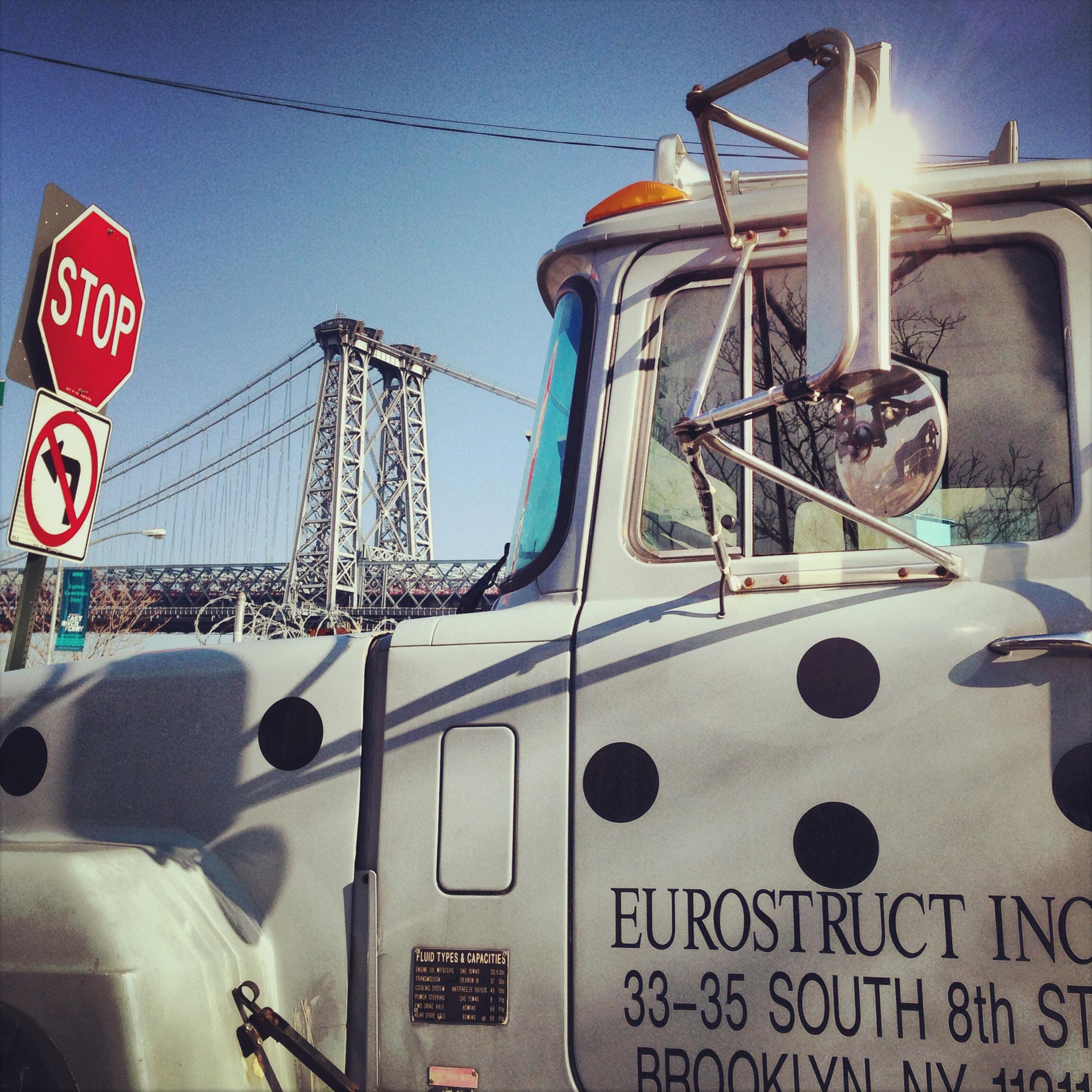 Mack Truck x Williamsburg Bridge
