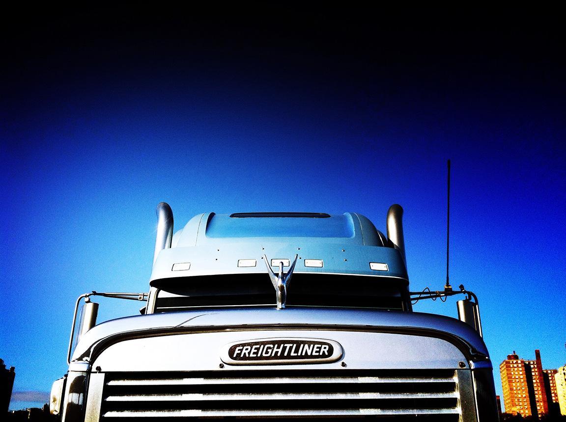 Freightliner Grill x Brooklyn