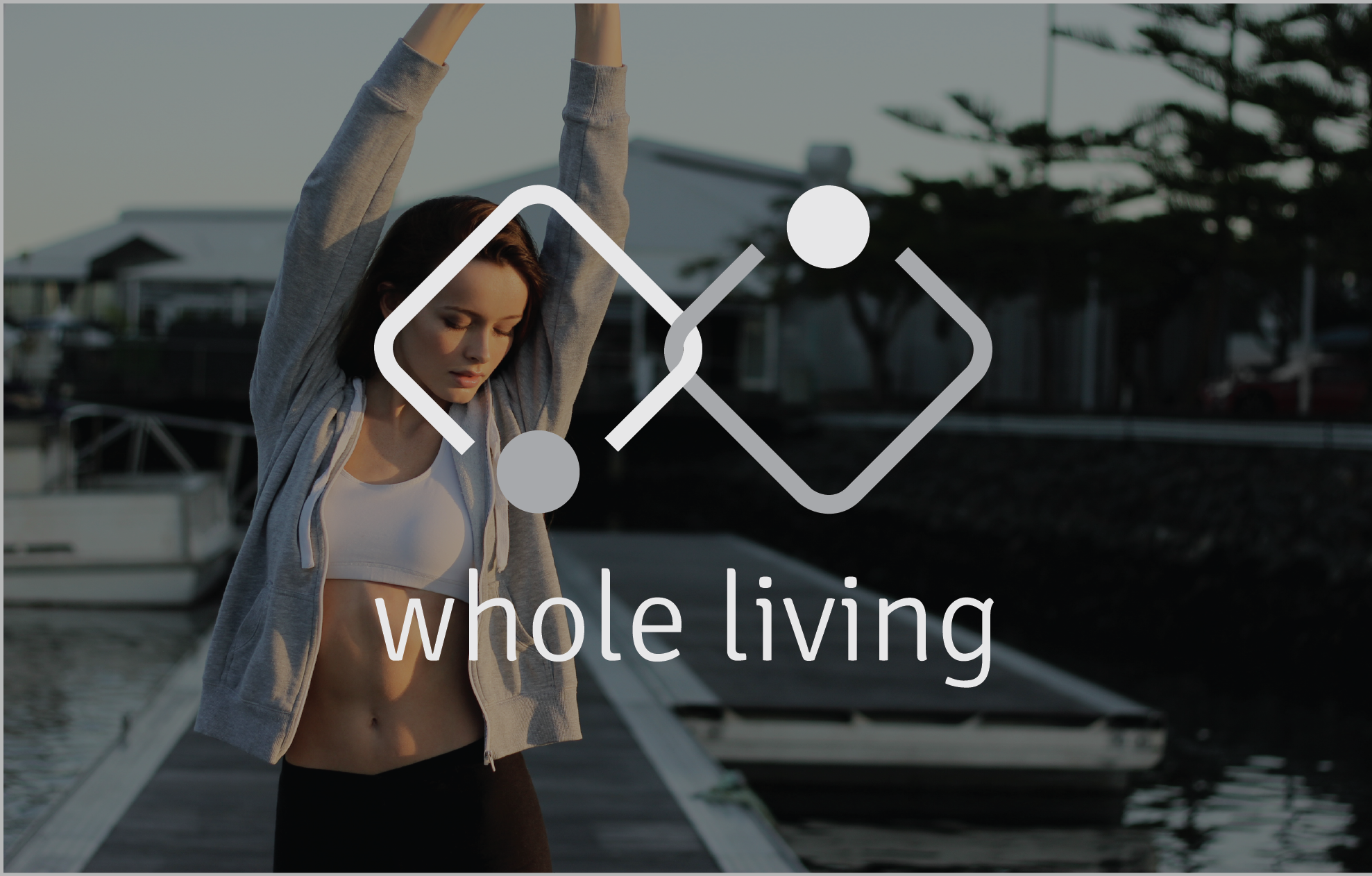 WHOLE LIVING |  Brand Strategy, Logo Design, Brochure