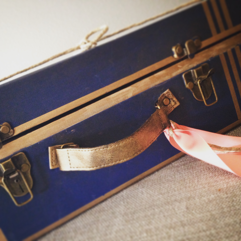 Cards Box Suitcase