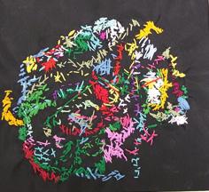 """Garden Critter"" by Linda Damron"