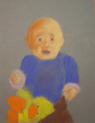 Portrait of Carson