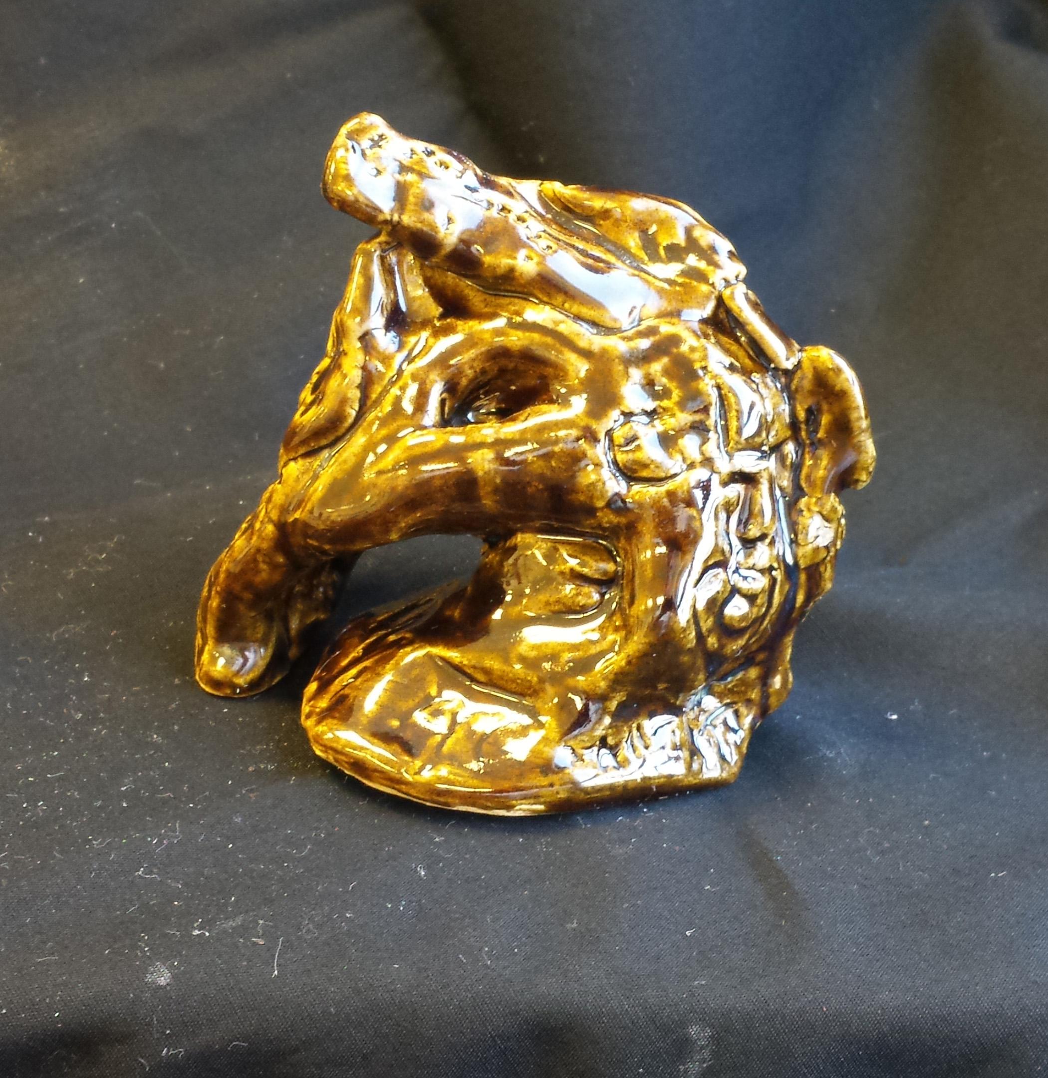 Horse in Bronze
