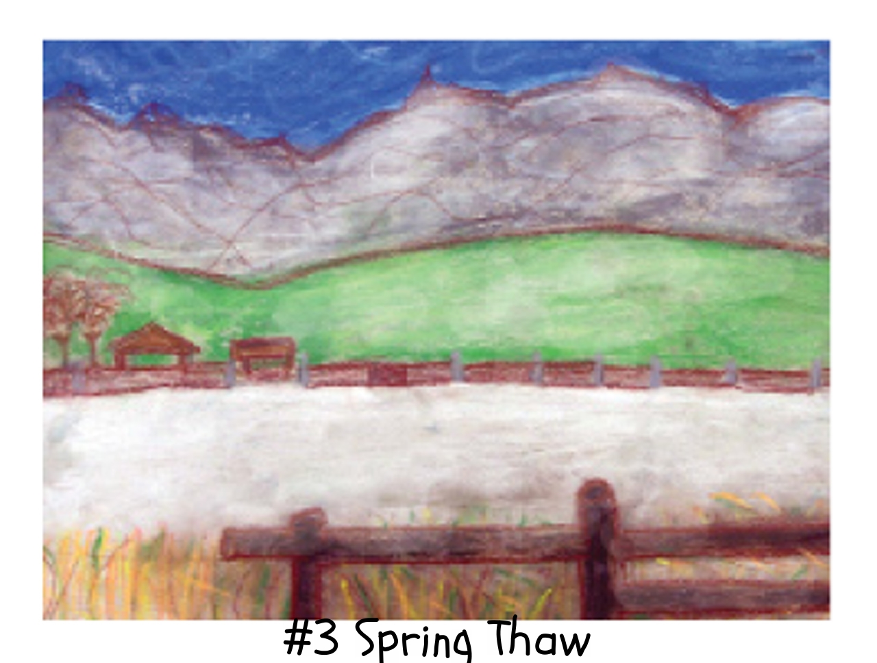 #3 Spring Thaw - Terry Walkden.jpg