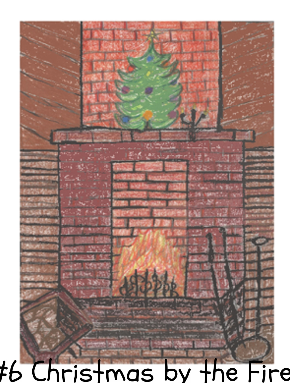 #6 Christmas by the Fire - Terry Walkden.jpg