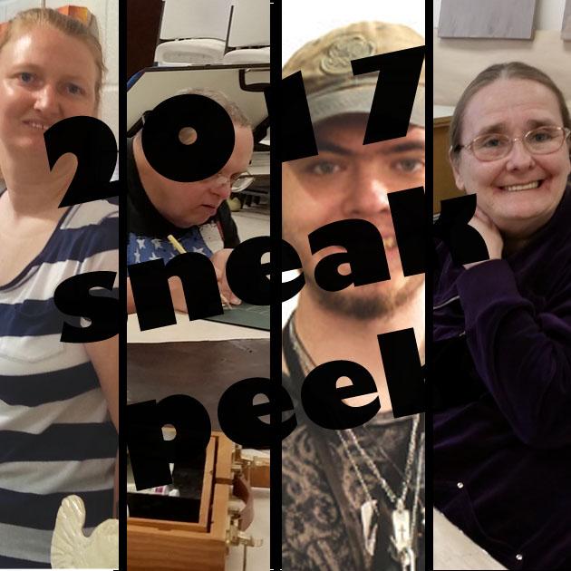 Shea, Mark, Jesse, Barb