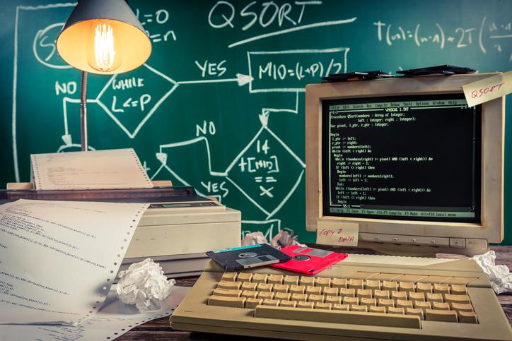 Beginnings of computer languages