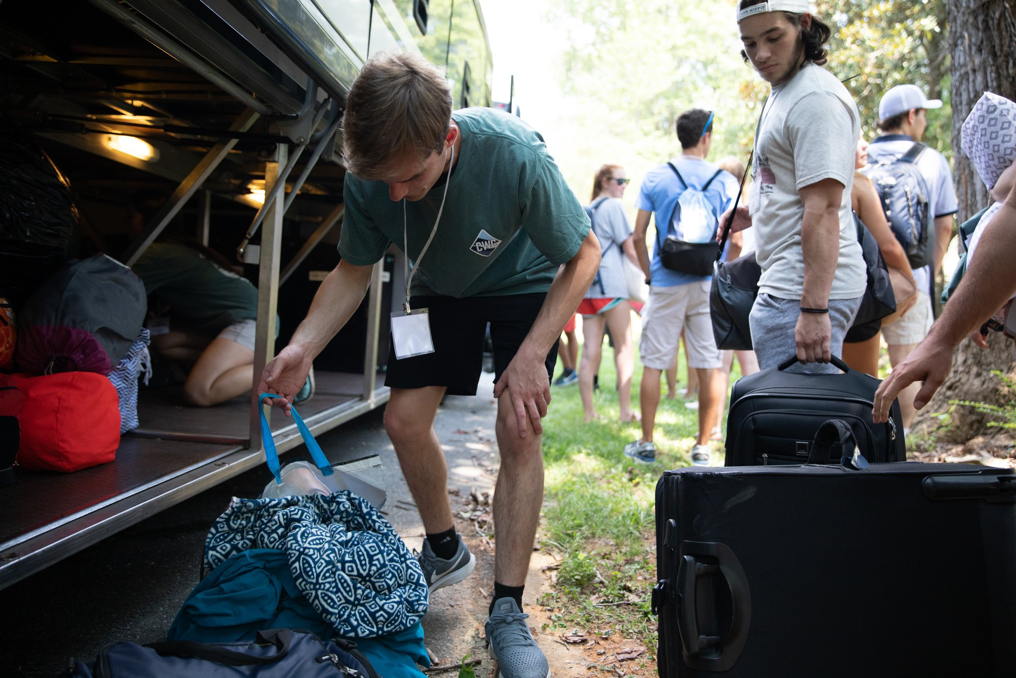 Photo from    Carolina Way Camp 2018
