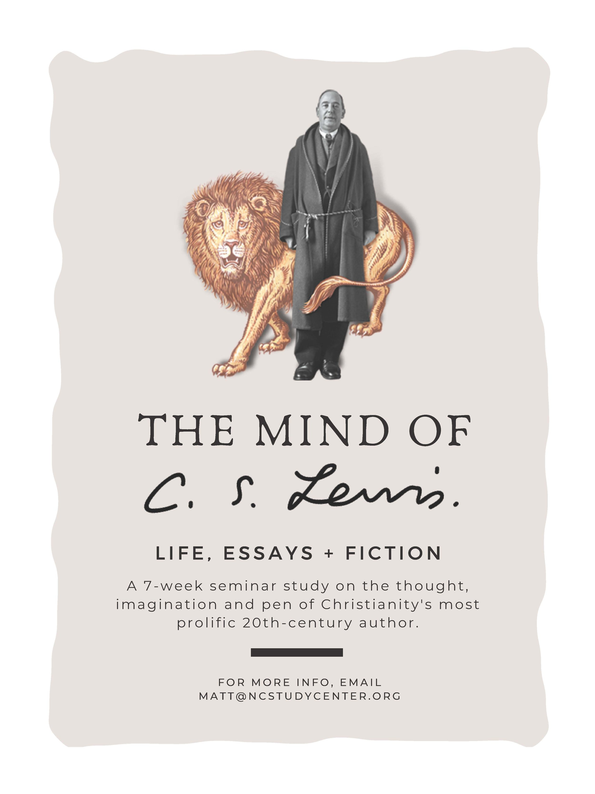 The Mind of C.S. Lewis.jpg