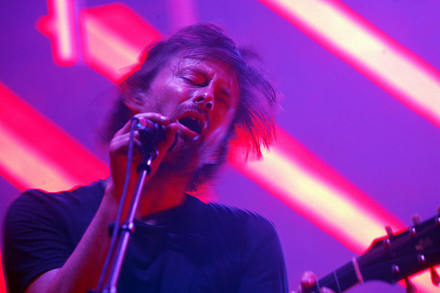 Let Down   by Radiohead. Image CC  Serjão Carvalho.