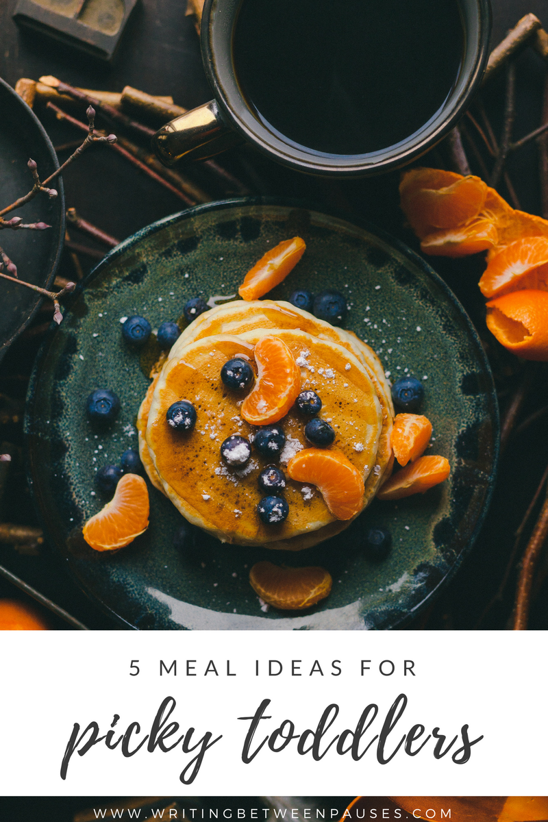 picky toddler meal ideas