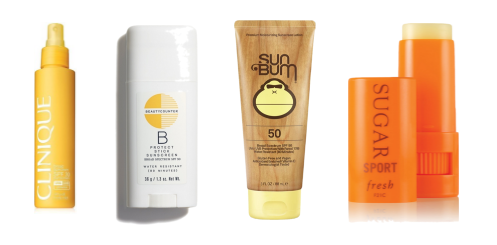 summer essential sunscreen