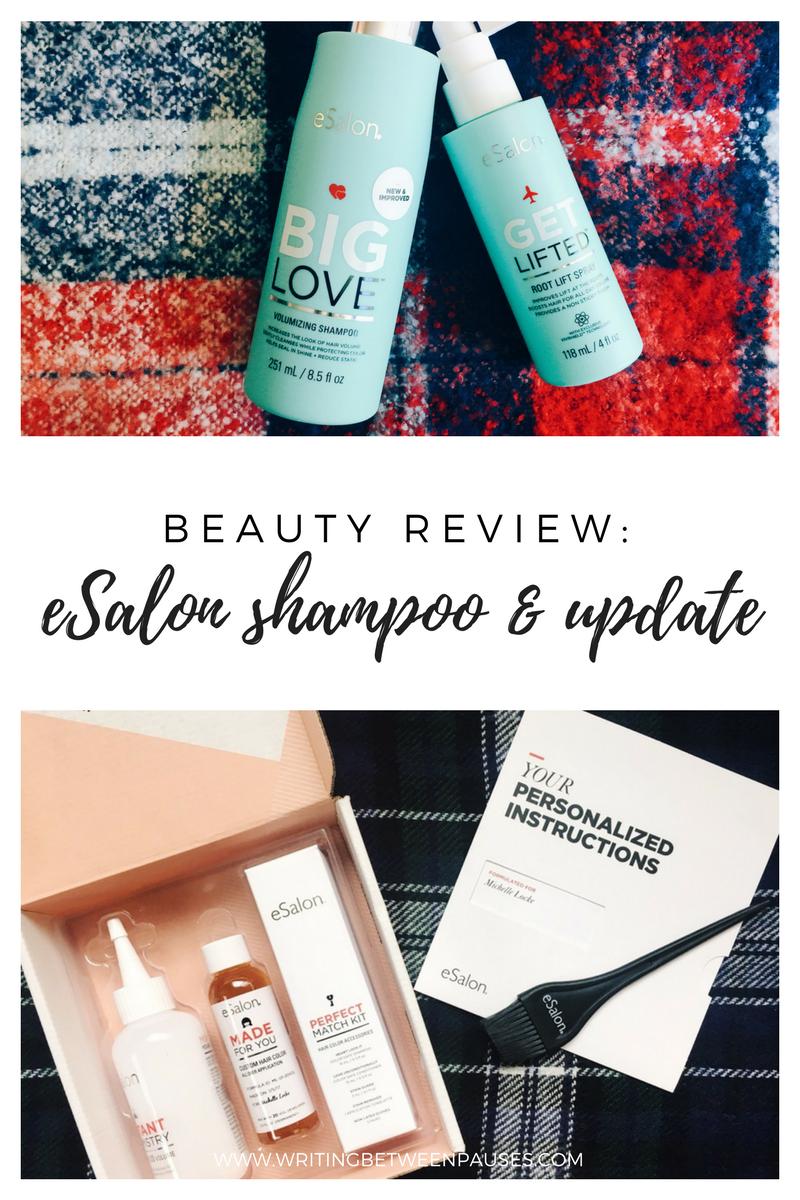 esalon shampoo review