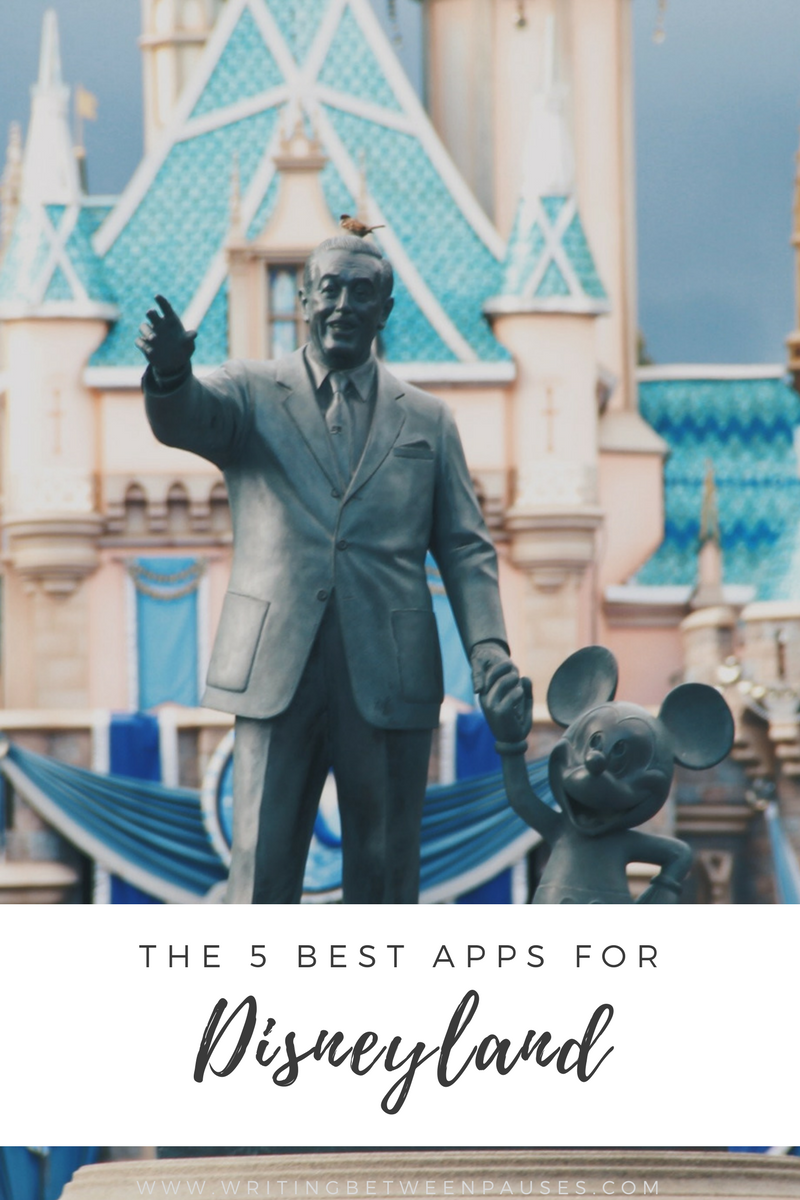 the 5 Best Apps for Disneyland