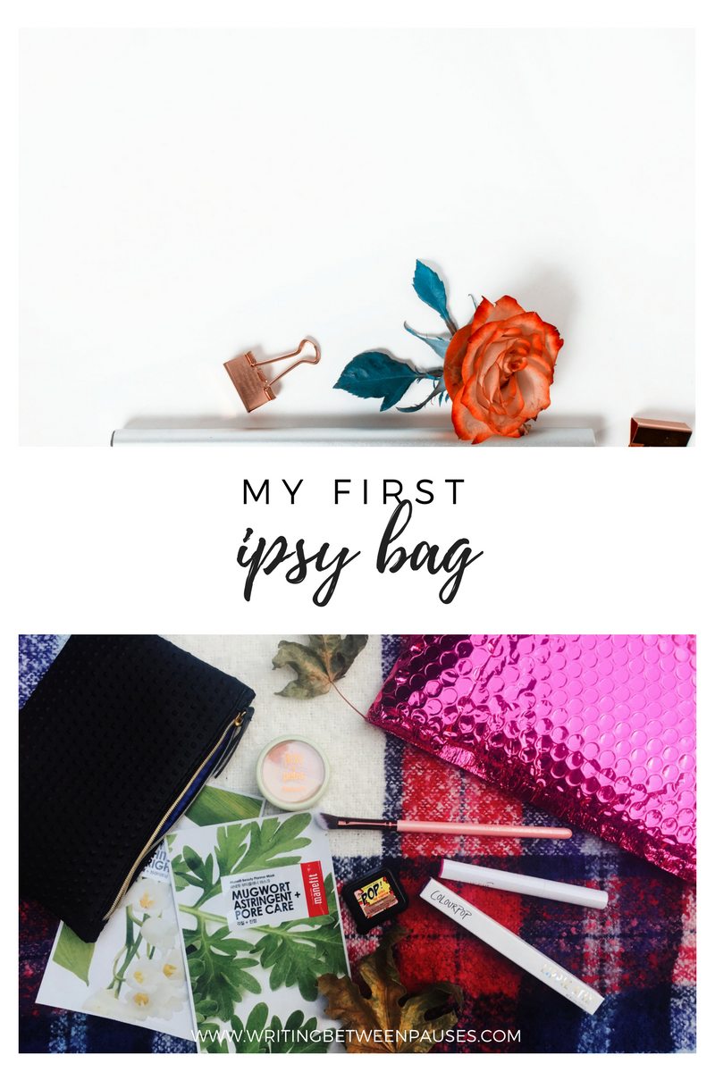 Beauty Review My First ipsy Bag