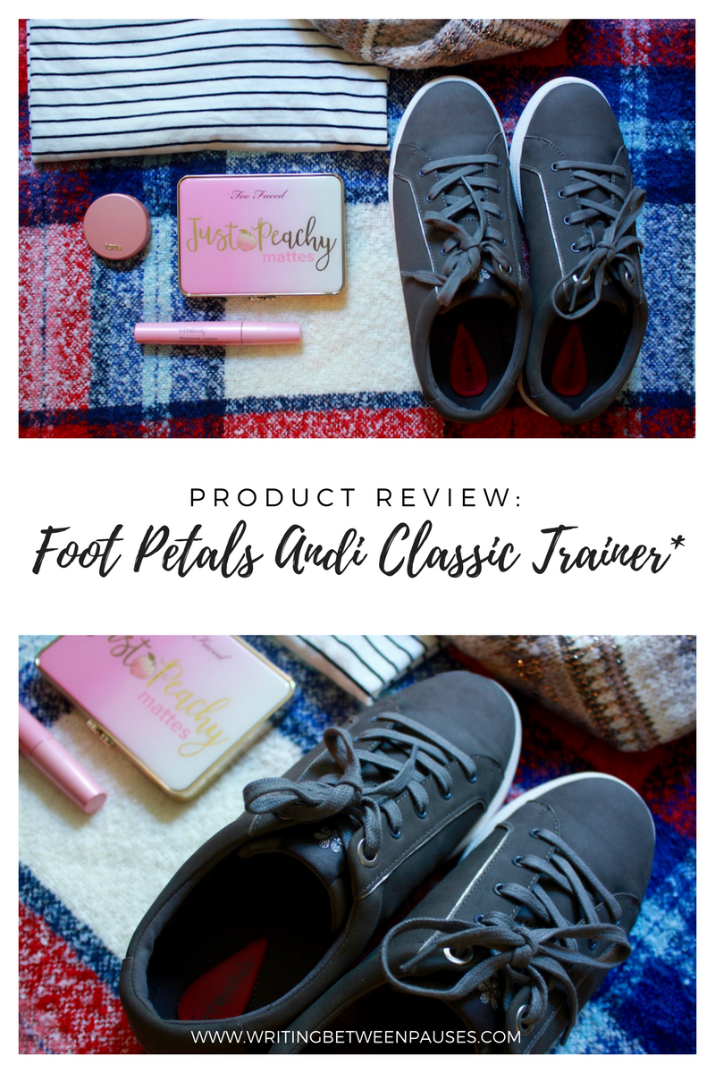 Review: Foot Petals Andi Classic Trainer VoxBox* | Writing Between Pauses
