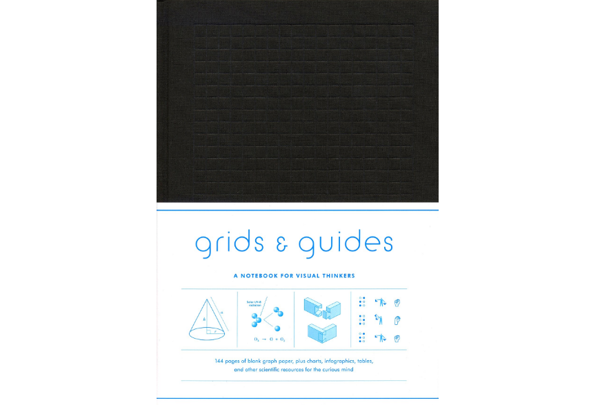 Grid & Guideline Notebook | Writing Between Pauses