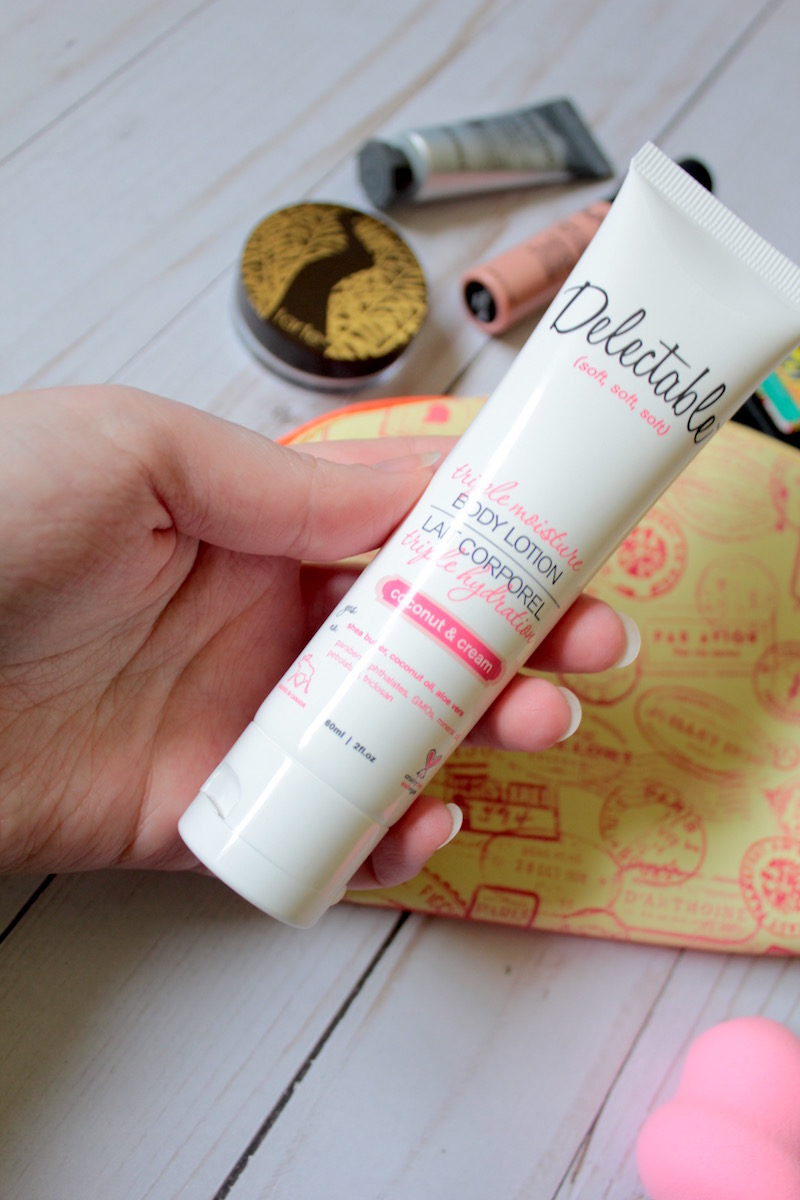 Cake Beauty Delectable Body Lotion Coconut
