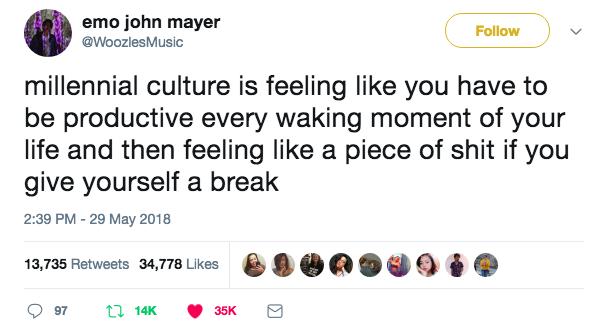 Millennial Culture
