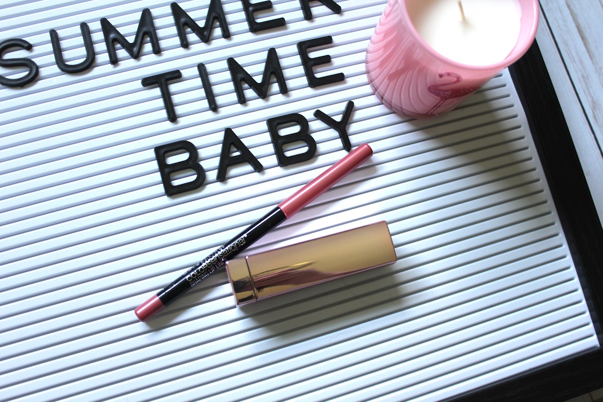 Maybelline Shine Compulsion in Undressed Pink