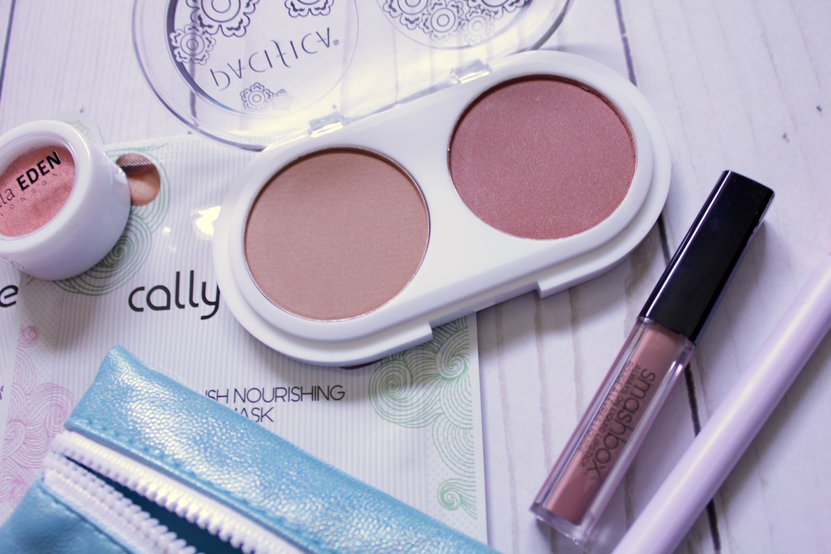 July Ipsy 6 Pacifica Coconut Blush