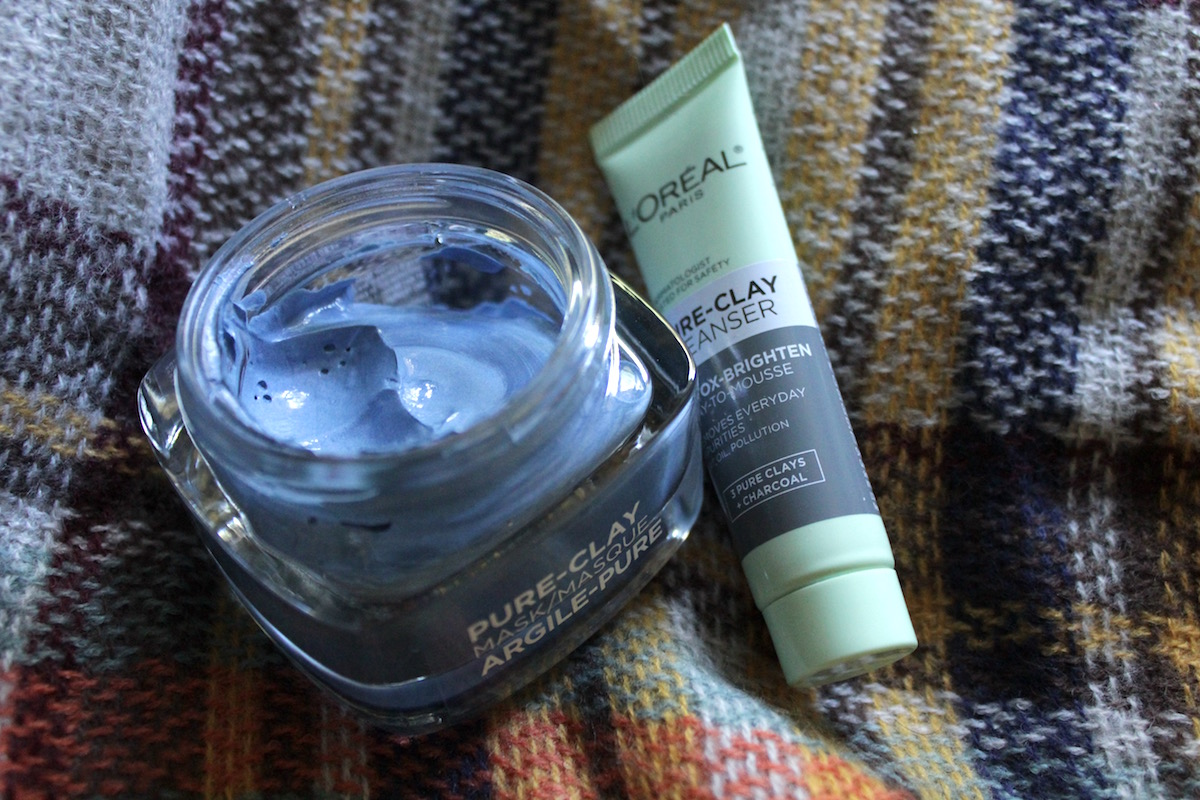 Are the L'Oreal Pure-Clay Masks Worth It?