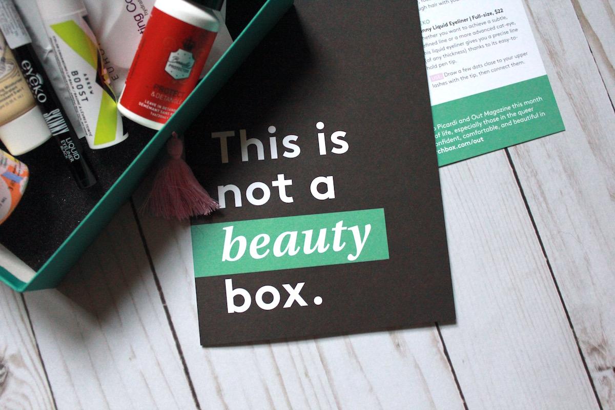 Birchbox Branding