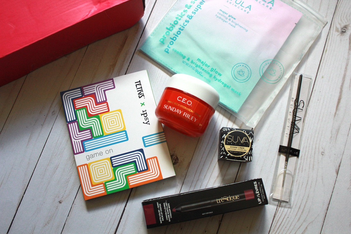 Ipsy Glam Bag Plus Products