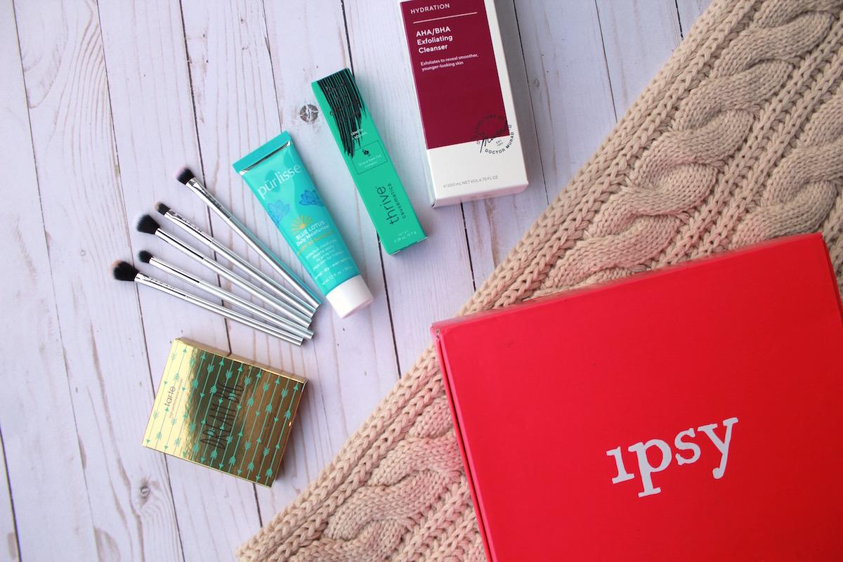 Ipsy Glam Bag Plus value
