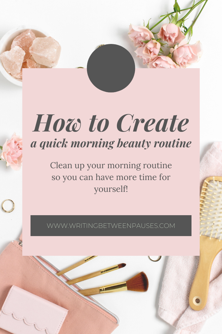 beauty routine — Blog — Michelle Locke
