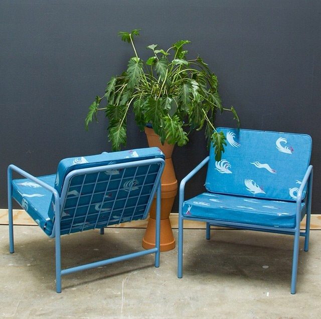 Chairs by Eric Trine  @etrine