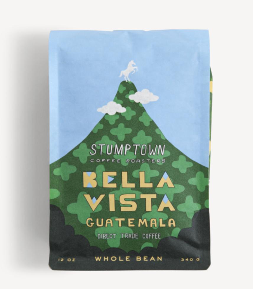 Artwork for Stumptown Bella Vista coffee